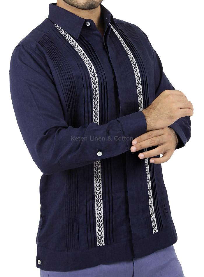 2016 verano Moda hombre Jean Camisas agua manga completa