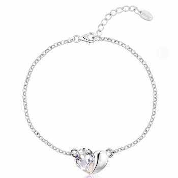 Swarovski Heart Bracelet / Colors JEWELRY