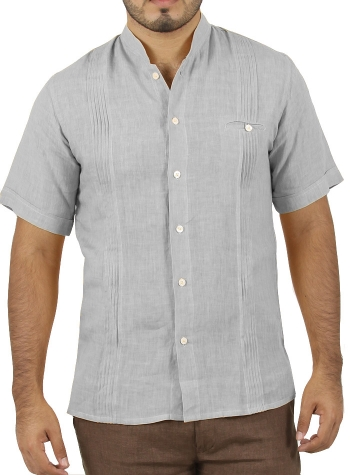 Grey Short Sleeve Shirt SHIRTS