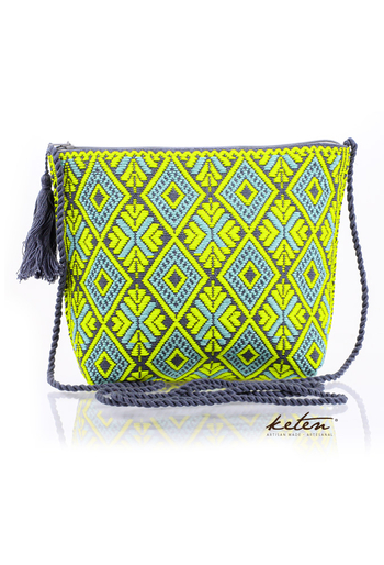 Colorful Shoulder Pouch Waist Loom BAGS & POUCHES