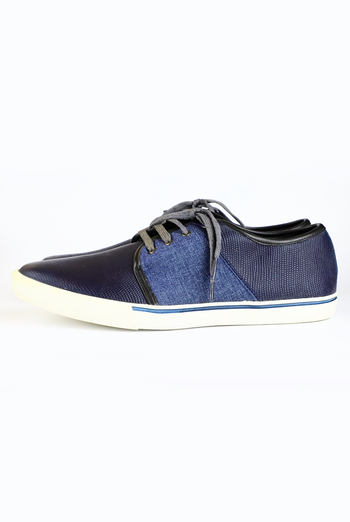 Blue Color Casual Shoes For Men SHOES FOR MEN