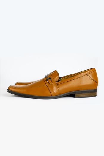 Zapatos de Piel color Tan ZAPATOS
