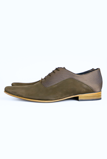 Brown Leather Shoes For Men Handmade SHOES FOR MEN