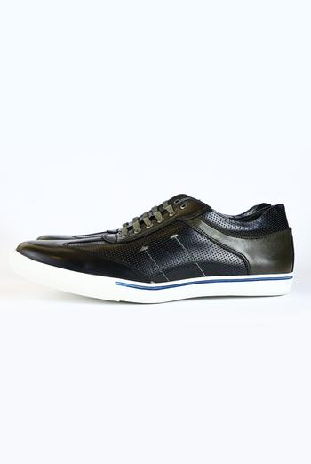 Zapatos Casuales Color Negro ZAPATOS