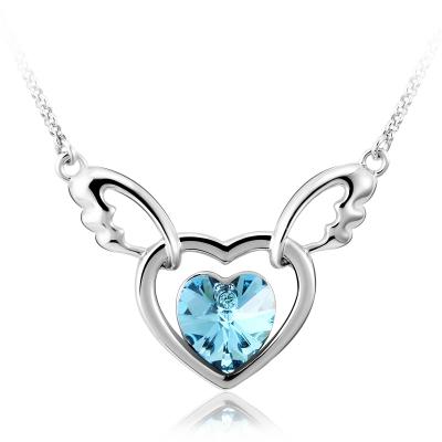 Swarovski Heart Necklace JEWELRY