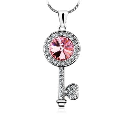 Swarovski Crystal Key JEWELRY