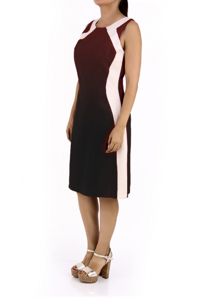 Beautiful Linen Dress 100% in Black Color DRESSES