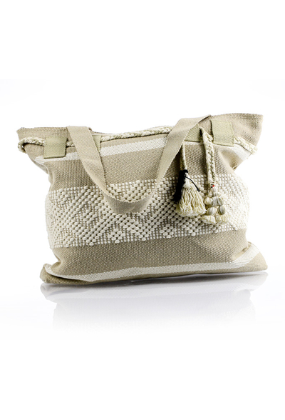 Ethnic Cloth Shoulder Bag Waist Loom BAGS & POUCHES