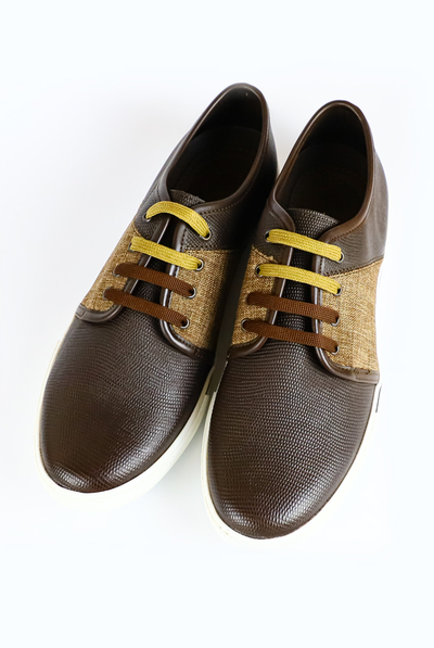Brown Color Casual Shoes For Men SHOES FOR MEN