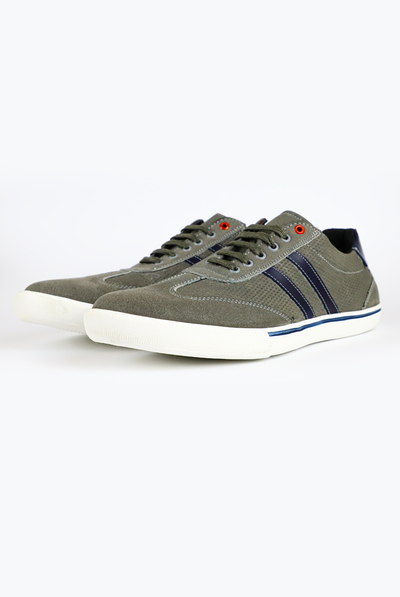 Gray Color Casual Shoes For Men SHOES FOR MEN