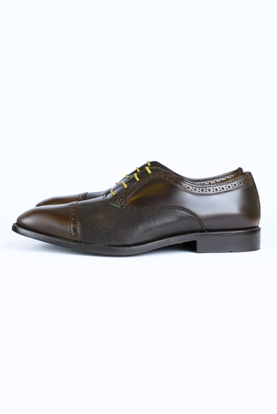 Black Genuine Leather Shoes For Men Handmade SHOES FOR MEN