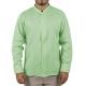Camisa 100% Lino Color Verde Mojito CAMISAS