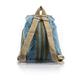 Mexican Waist Loom Blue Backpack HandMade BAGS & POUCHES