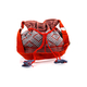 Hermoso Bolso Color Rojo de Telar BOLSAS & CARTERAS